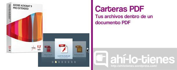 Carteras PDF