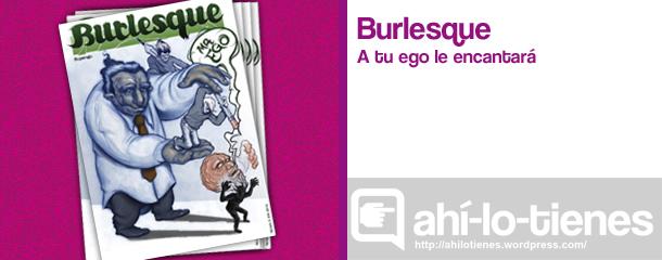 Burlesque Fanzine-Ego